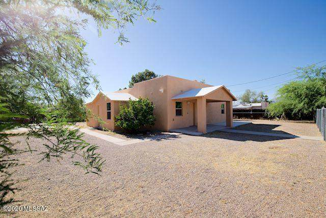 2545 N Desert Avenue, Tucson, AZ 85712 (#22013160) :: Keller Williams