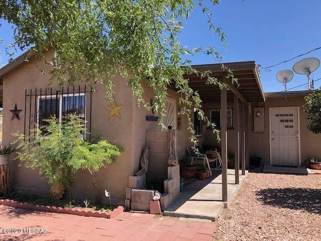 231 W Ventura Street, Tucson, AZ 85705 (#22013241) :: Long Realty - The Vallee Gold Team