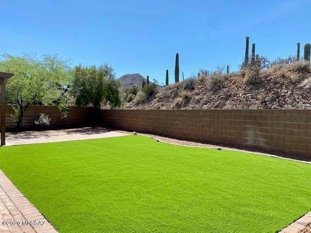403 N Daystar Mountain Drive, Tucson, AZ 85745 (#22013289) :: Long Realty Company