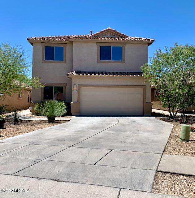 13186 E Alley Spring Drive, Vail, AZ 85641 (#22013316) :: Realty Executives Tucson Elite