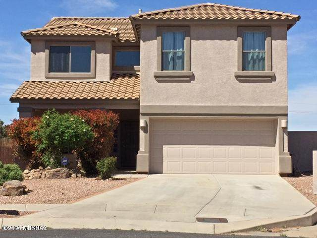 60134 E Verde Vista Court, Tucson, AZ 85739 (#22013475) :: Realty Executives Tucson Elite
