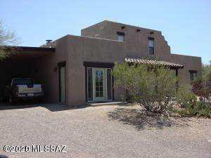 2325 W Wagon Wheel Drive, Tucson, AZ 85745 (#22013568) :: Long Realty Company