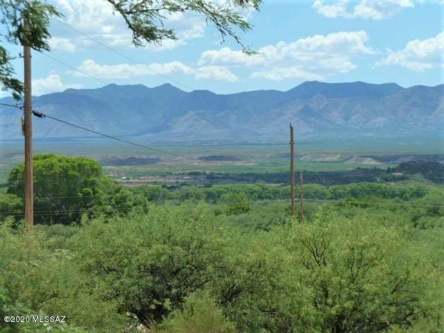 0 E Ridge Way Road, St. David, AZ 85630 (#22014852) :: Long Realty Company