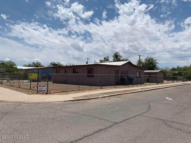 449 W 30Th Street, Tucson, AZ 85713 (#22015111) :: Gateway Partners