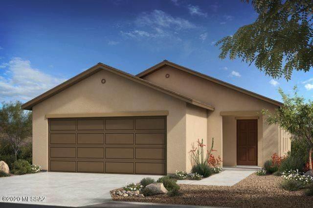 8627 E Seabury Court, Tucson, AZ 85710 (#22015296) :: Long Realty Company