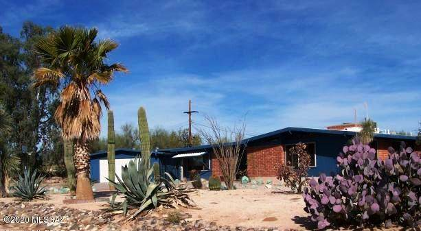 6142 N Pomona Road, Tucson, AZ 85704 (#22015304) :: Long Realty - The Vallee Gold Team