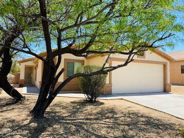 5827 W Mohave Bloom Drive, Tucson, AZ 85735 (#22015549) :: Long Realty - The Vallee Gold Team