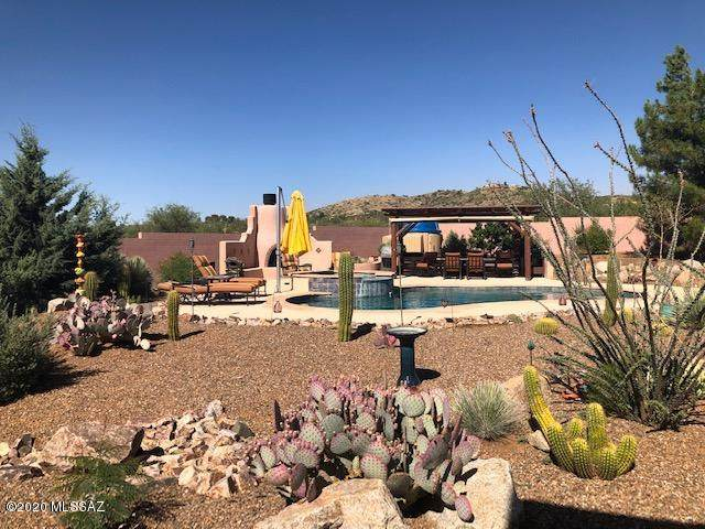 801 N Chris Way, Oracle, AZ 85623 (#22016060) :: Long Realty - The Vallee Gold Team