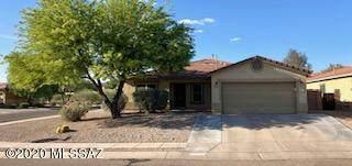 13762 E Shadow Pines Lane, Vail, AZ 85641 (#22016061) :: Keller Williams