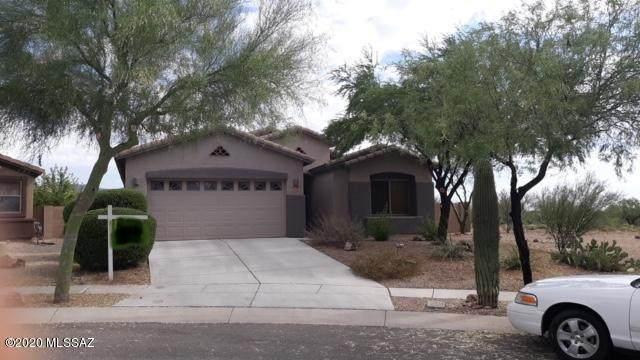 17770 S Vermillion Sunset Drive, Vail, AZ 85641 (#22016072) :: Keller Williams
