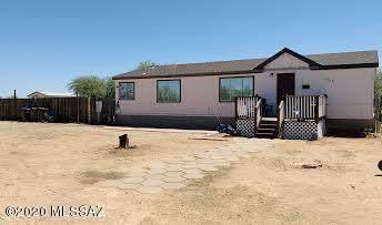 11260 N Derringer Road, Marana, AZ 85653 (#22016210) :: Long Realty Company