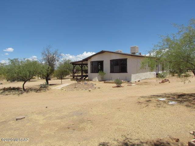 6830 N Sanders Road, Tucson, AZ 85743 (#22016504) :: Keller Williams
