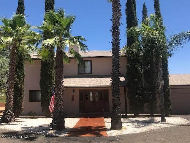 4510 E Magoo Road, Tucson, AZ 85739 (MLS #22016795) :: The Property Partners at eXp Realty