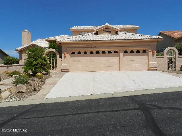 37394 S Copper Ridge Court, Tucson, AZ 85739 (#22016826) :: Long Realty - The Vallee Gold Team
