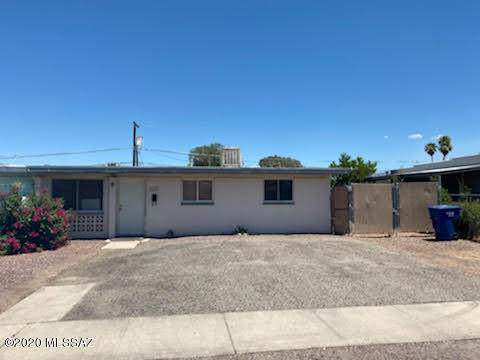 3623 E March Place, Tucson, AZ 85713 (MLS #22016847) :: The Property Partners at eXp Realty