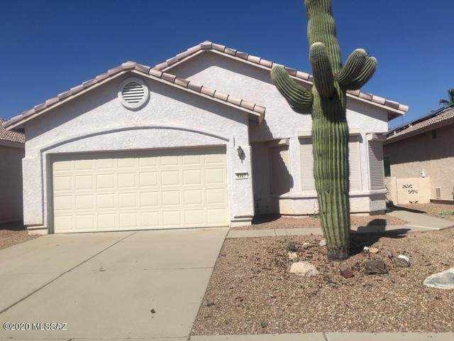 9307 N Scarlet Canyon Drive, Tucson, AZ 85743 (MLS #22016893) :: The Property Partners at eXp Realty