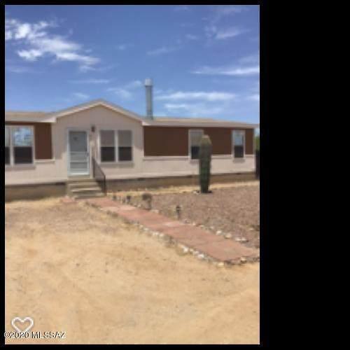 4792 S Agave Ranch Drive, Tucson, AZ 85735 (#22017034) :: eXp Realty