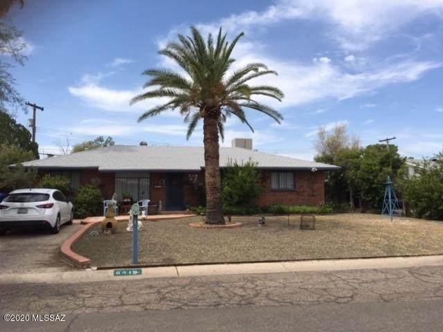 6418 E Calle Dened, Tucson, AZ 85710 (#22017035) :: Gateway Partners