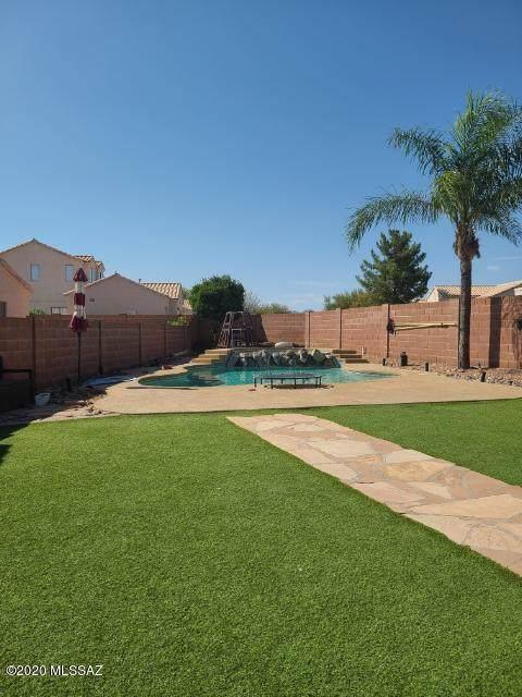 9435 N Elan Lane, Tucson, AZ 85742 (#22017053) :: Long Realty - The Vallee Gold Team