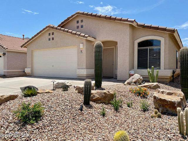 11331 N Gray Boulder Court, Oro Valley, AZ 85755 (MLS #22017068) :: The Property Partners at eXp Realty