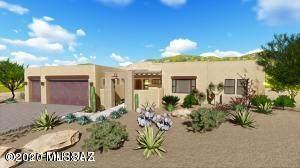 1299 W Placita La Greda, Oro Valley, AZ 85755 (#22017079) :: Gateway Partners