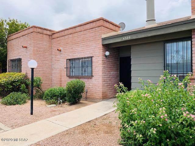 4309 E Blanton Road, Tucson, AZ 85712 (#22017287) :: Long Realty - The Vallee Gold Team