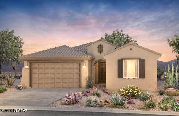8484 N Lone Ranger Road, Tucson, AZ 85743 (#22017302) :: AZ Power Team   RE/MAX Results