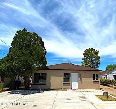 3644 S Lundy Avenue, Tucson, AZ 85713 (#22017358) :: Keller Williams