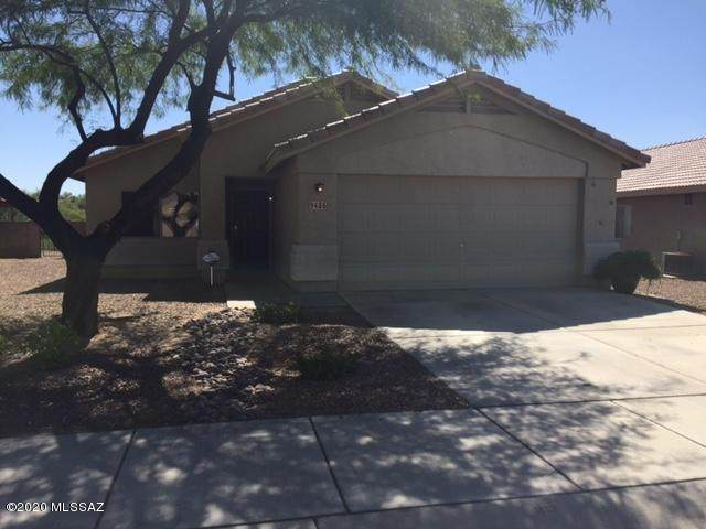9486 N Scarlet Tanager Lane, Tucson, AZ 85742 (MLS #22017729) :: The Property Partners at eXp Realty