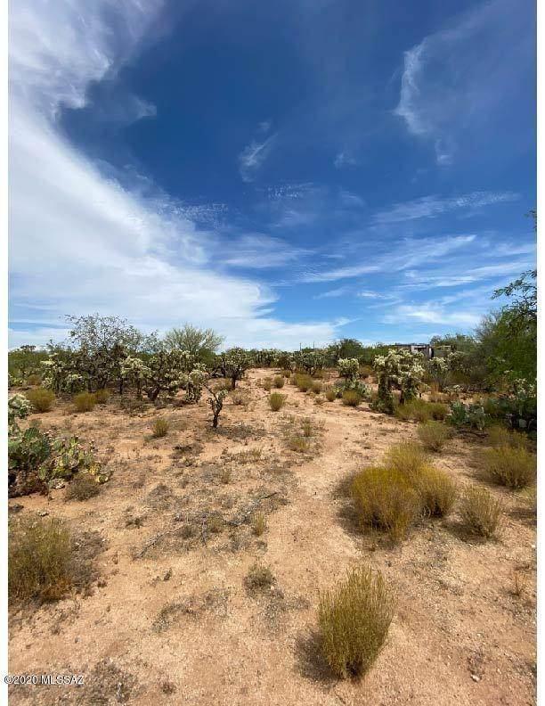 12220 S Cherokee Lane 8R, Tucson, AZ 85736 (#22017760) :: Keller Williams