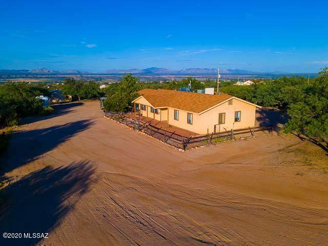 1486 W Jennella Drive, Benson, AZ 85602 (#22017919) :: Long Realty - The Vallee Gold Team
