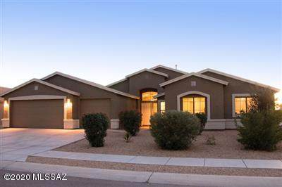 5450 S Empress Tree Place, Tucson, AZ 85757 (#22018368) :: Long Realty - The Vallee Gold Team