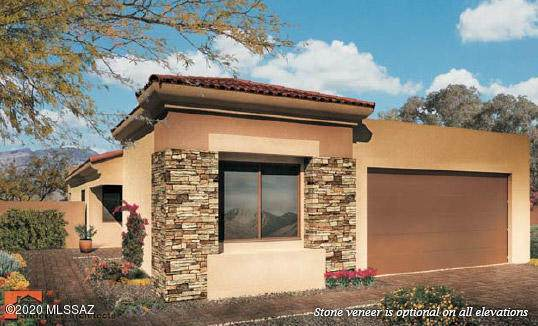 10341 E Painted Turtle Lane E #0, Tucson, AZ 85747 (#22018645) :: Keller Williams