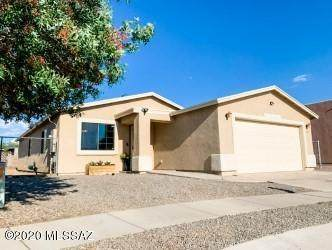 5271 S Caitlin Way, Tucson, AZ 85706 (#22018673) :: Long Realty - The Vallee Gold Team