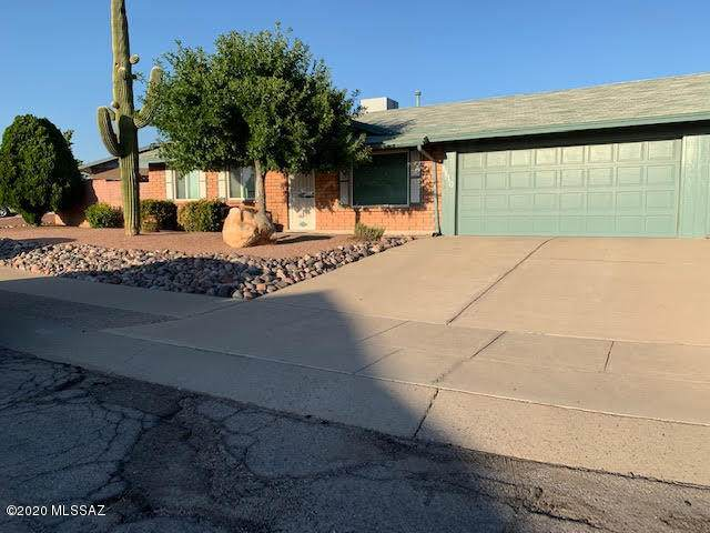 6610 N Morning Glory Drive, Tucson, AZ 85741 (#22018857) :: Long Realty - The Vallee Gold Team