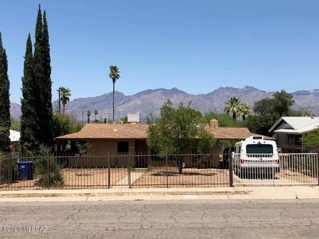 5507 E 4Th Street, Tucson, AZ 85711 (#22019231) :: Long Realty - The Vallee Gold Team
