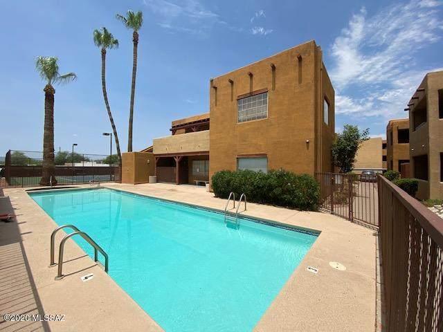 1810 E Blacklidge Drive #818, Tucson, AZ 85719 (#22019490) :: Long Realty Company