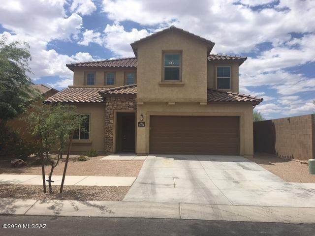 5454 S Morning Shadows Drive, Tucson, AZ 85747 (#22019531) :: Long Realty - The Vallee Gold Team