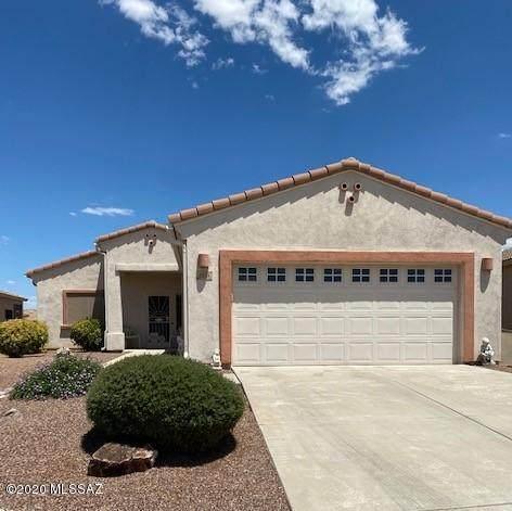 2261 S Pecan Vista Drive, Green Valley, AZ 85614 (#22019572) :: Realty Executives Tucson Elite