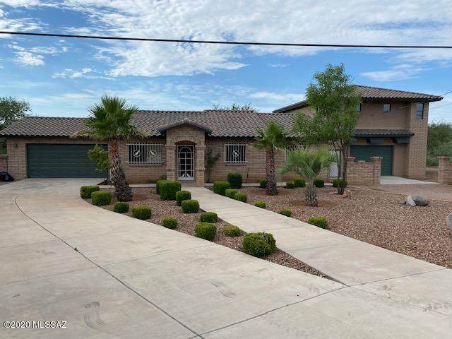 95 Paseo Mexico, Rio Rico, AZ 85648 (#22019600) :: Long Realty - The Vallee Gold Team