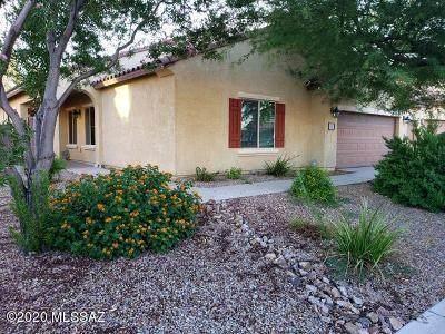 11272 W Sandby Green Place, Marana, AZ 85653 (#22019686) :: Long Realty - The Vallee Gold Team