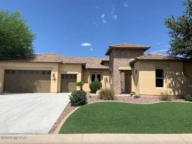 60760 E Persian Drive, Oracle, AZ 85623 (#22019786) :: Long Realty - The Vallee Gold Team