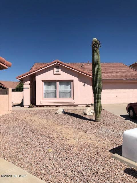 9961 N Pony Place, Tucson, AZ 85742 (#22019794) :: Long Realty Company