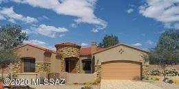 1468 N Cattle Tank Drive, Vail, AZ 85641 (#22021826) :: Gateway Realty International