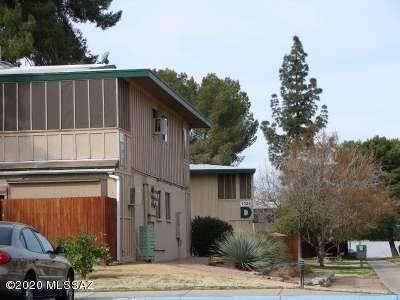 1324 S Avenida Polar D204, Tucson, AZ 85710 (#22022599) :: Tucson Property Executives