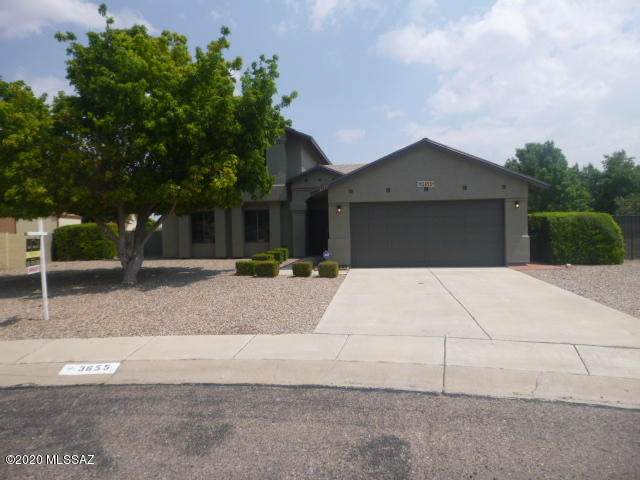 3655 Plateau Court, Sierra Vista, AZ 85650 (#22022643) :: Keller Williams