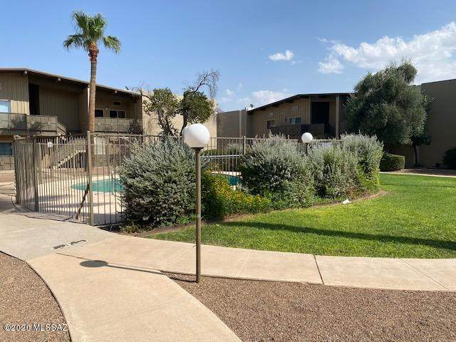 2525 N Alvernon Way C-5, Tucson, AZ 85712 (#22022648) :: Long Realty - The Vallee Gold Team