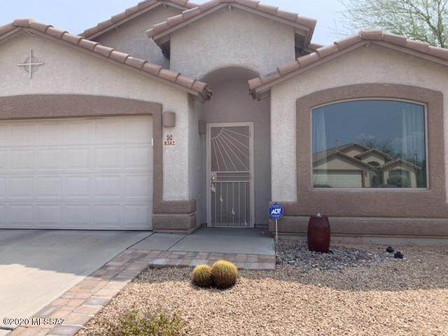 8382 E Sarnoff Ridge Loop, Tucson, AZ 85710 (#22023071) :: Gateway Partners