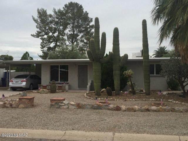 6457 E Calle Cappela, Tucson, AZ 85710 (#22023339) :: Keller Williams