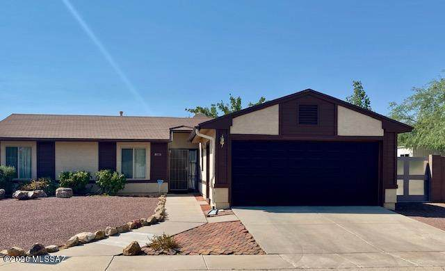 2891 W Ribera Place, Tucson, AZ 85742 (#22023439) :: The Local Real Estate Group | Realty Executives